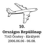 Szöveglemez Printer Q 30 bélyegzőhöz