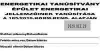 Szöveglemez Expert 3960 jobb dátumos bélyegzőhöz